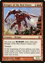 Bringer of the Red Dawn image