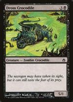 Dross Crocodile image