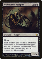 Mephidross Vampire image