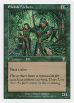 Elvish Archers image
