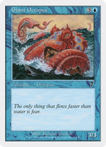 Giant Octopus image