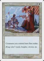 Knighthood image