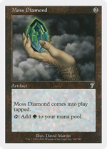 Moss Diamond image