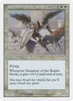 Sustainer of the Realm image