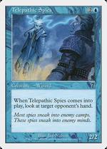 Telepathic Spies image