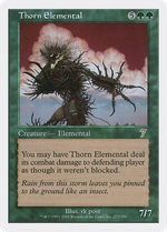 Thorn Elemental image