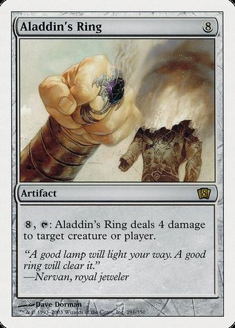 Aladdin's Ring image
