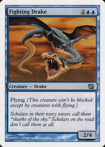 Fighting Drake image