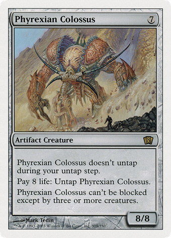Phyrexian Colossus image