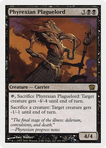 Phyrexian Plaguelord image