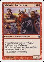 Balduvian Barbarians image