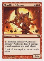 Bloodfire Colossus image