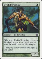 Elvish Berserker image