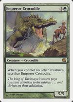 Emperor Crocodile image