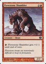 Flowstone Shambler image