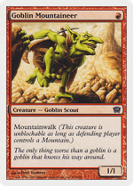 Goblin Mountaineer image