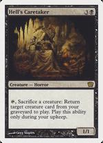 Hell's Caretaker image