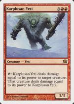 Karplusan Yeti image