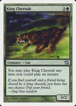 King Cheetah image