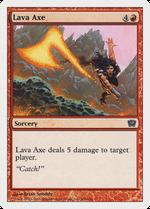 Lava Axe image