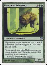 Llanowar Behemoth image