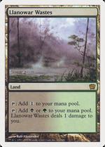Llanowar Wastes image