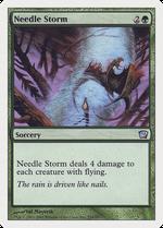 Needle Storm image