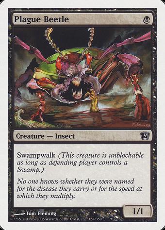 Plague Beetle image