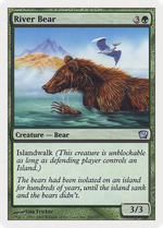 River Bear image