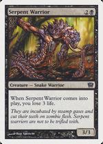 Serpent Warrior image