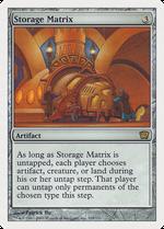 Storage Matrix image