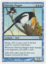 Thieving Magpie image