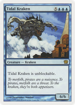 Tidal Kraken image