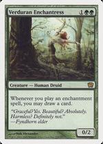 Verduran Enchantress image