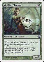 Viridian Shaman image