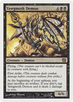 Yawgmoth Demon image