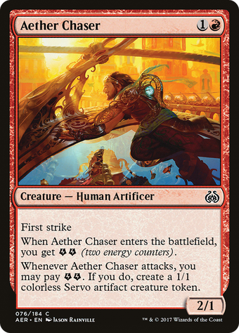 Aether Chaser image