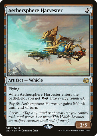 Aethersphere Harvester image
