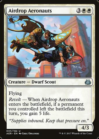 Airdrop Aeronauts image