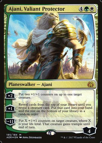 Ajani, Valiant Protector image