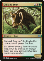 Outland Boar image