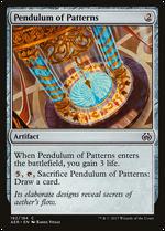 Pendulum of Patterns image