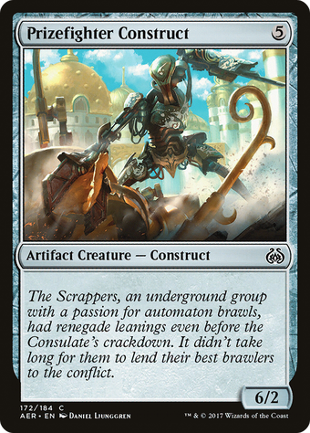 Prizefighter Construct image