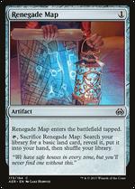Renegade Map image
