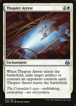 Thopter Arrest image