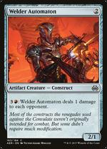 Welder Automaton image