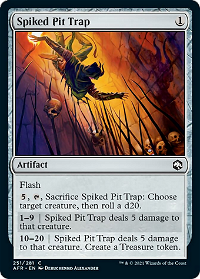 Spike Pit Trap image