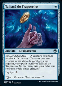 Talisman of the Trickster image