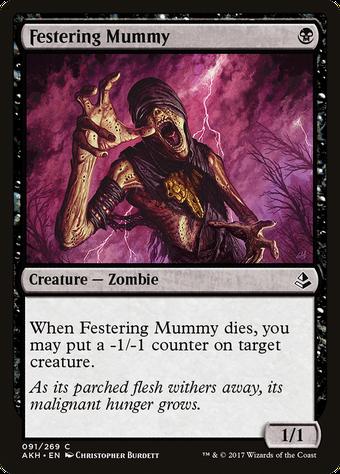 Festering Mummy image