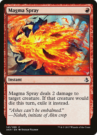 Magma Spray image